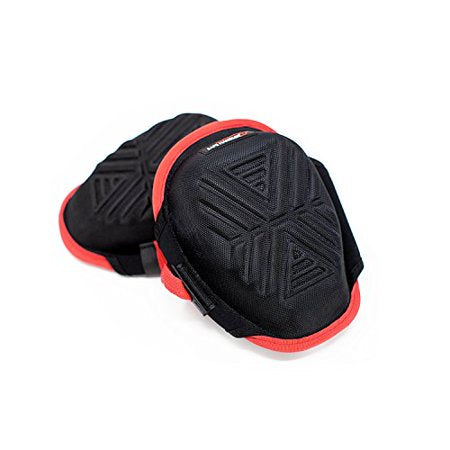 Xtra Strong Gel Knee Pads with Memory Foam | Comfortable, Heavy Duty, Easily Adjustable, No Scratch Fabric