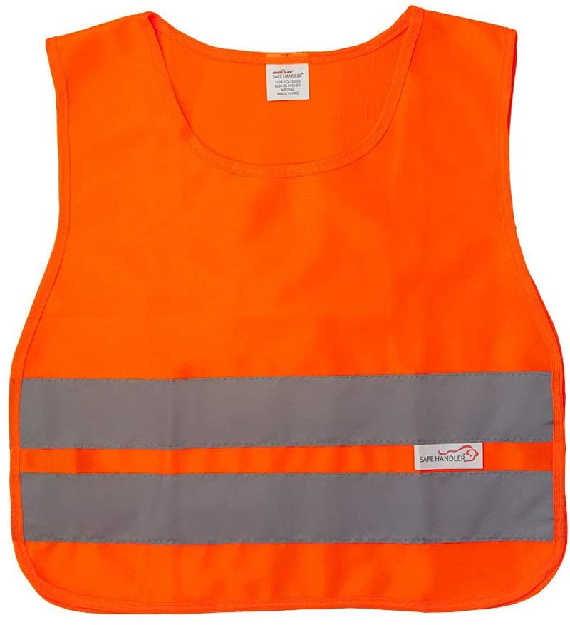 Child Reflective Safety Vest | Lightweight and breathable, bright colors for child public safety