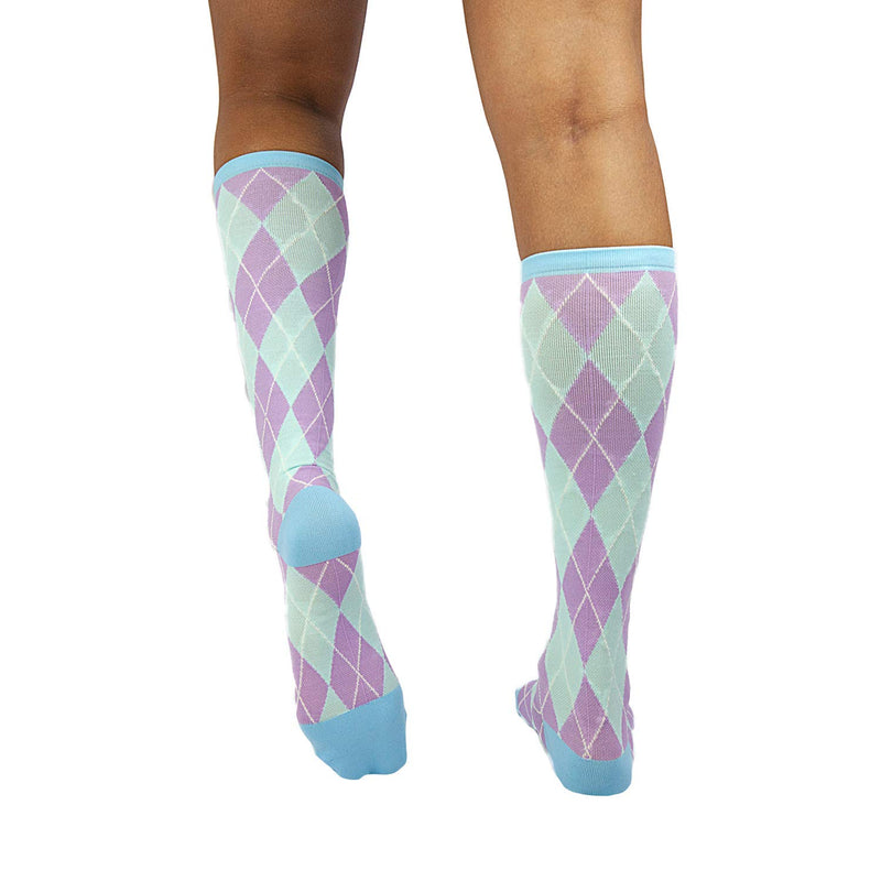 Graduated Compression Socks  | Fits Adult and Youth