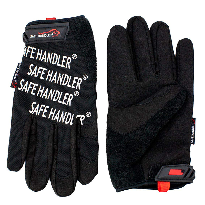 Dex Fit Gloves | Utility & Mechanical Gloves, Hook and Loop Wrist Strap, Flexible Hand Protection