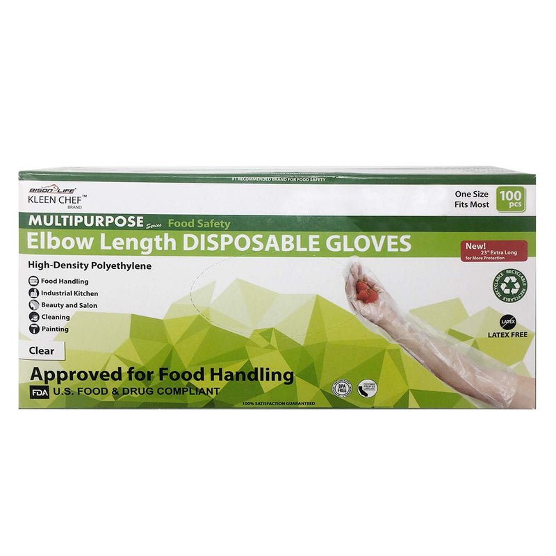 Disposable Food Handling Gloves