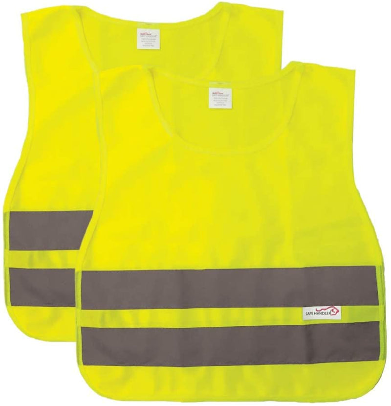 Child Reflective Safety Vest | Lightweight and Breathable, Bright Colors For Child Safety