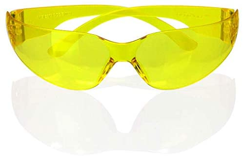 HYLINE | Full Color Variety Safety Glasses | Fits Adult and Youth