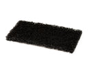 Cleaning and Stripping Pad | Heavy Duty Surface Cleaning Scrub, Scouring, Abrasive, Black