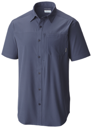 Global Adventure IV Solid SS Shirt by Columbia