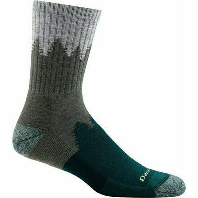 Men's Number 2 Micro Crew Midweight Hiking Sock