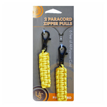 Survival Zipper Pull Paracord 2-Pack by UST