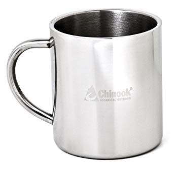Timberline Double-Wall Mug by Chinook