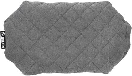 Luxe Quilted Inflatable Pillow by Klymit