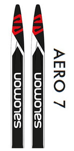 AERO 7 Classic (WAXABLE) Nordic Skis by Salomon