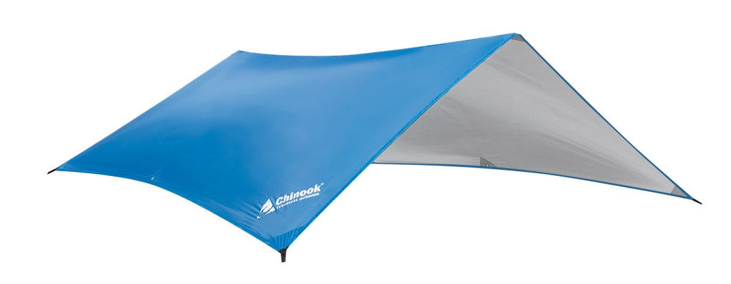 Guide Silver-Coated Tarp 9'10 x 6'7 by Chinook