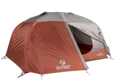 Cross Canyon 2-Person Tent by Klymit