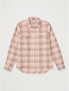 Madison Midweight Flannel L/S Shirt by Exofficio