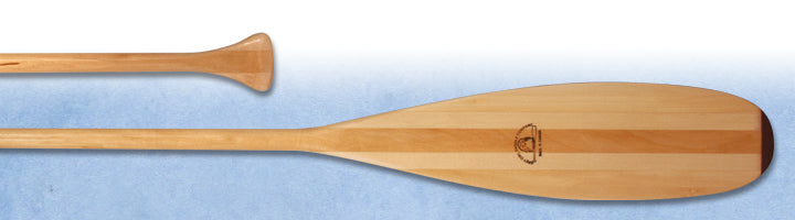 Tenderfoot Canoe Paddle by Grey Owl