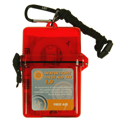 Waterproof First Aid Kit 1.0 by The Ultimate Survival Gear