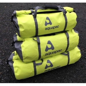 Trailproof Duffel 90L WP Bag by Aquapac