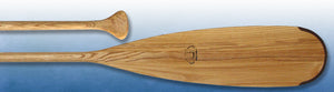 Ash Beavertail Paddle by Grey Owl