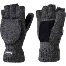 Raggwool Convertible Mitt by Auclair