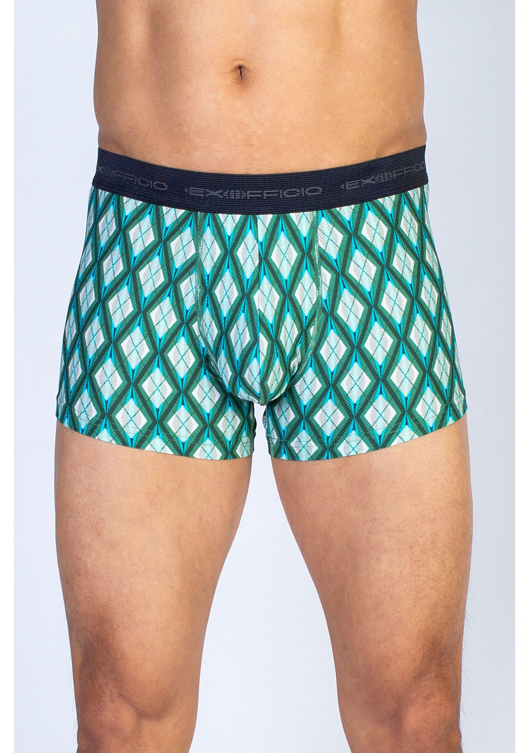"Give-n-Go Printed 3"" Boxer Briefs by ExOfficio"
