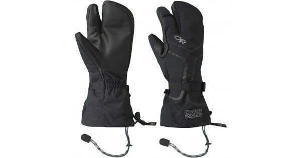 Highcamp 3 Finger Gloves by Outdoor Research