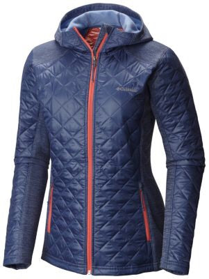 Sapphire Trail Hybrid Jacket by Columbia