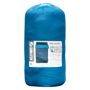 KSB Down Double Sleeping Bag by Klymit