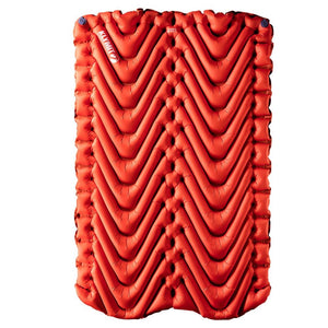 Insulated Double V Two Person Sleeping Pad by Klymit