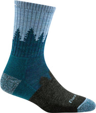 Women's Treeline Micro Crew Midweight Hiking Sock by Darn Tough