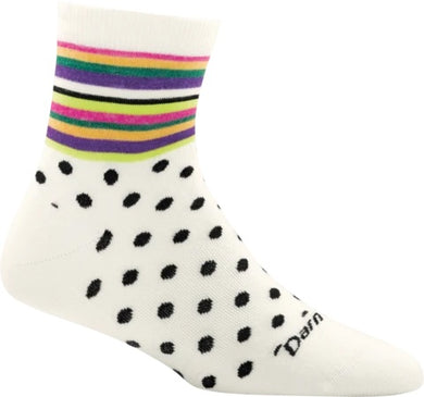 Women's Shorty Lightweight Lifestyle Sock by Darn Tough