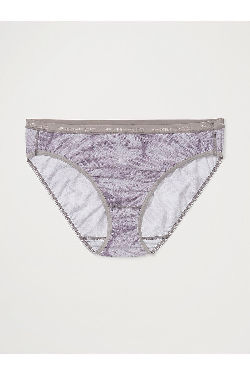 Give-N-Go Printed Bikini Brief by Exofficio