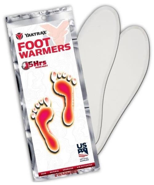 Foot Warmers by Yaktrax