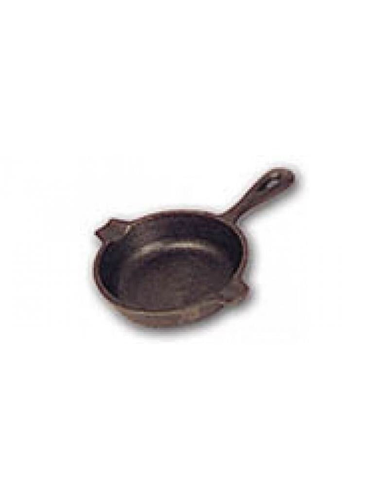 World Famous 3.5 inch Mini Skillet