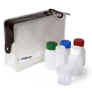6 pc. travel Kit by Nalgene