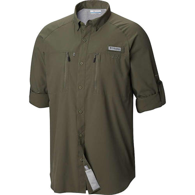 Terminal Tackle LS Woven Shirt by Columbia