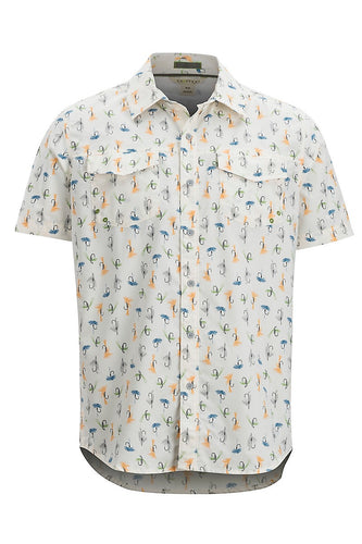 Estacado SS Shirt by ExOfficio