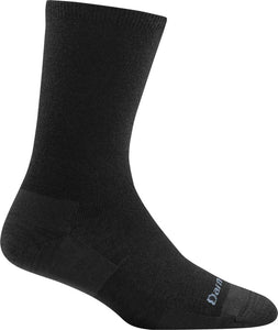 Women's Solid Basic Crew Lightweight Lifestyle Sock by Darn Tough