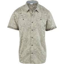Dyer Cove Printed Short Sleeve Shirt by Columbia