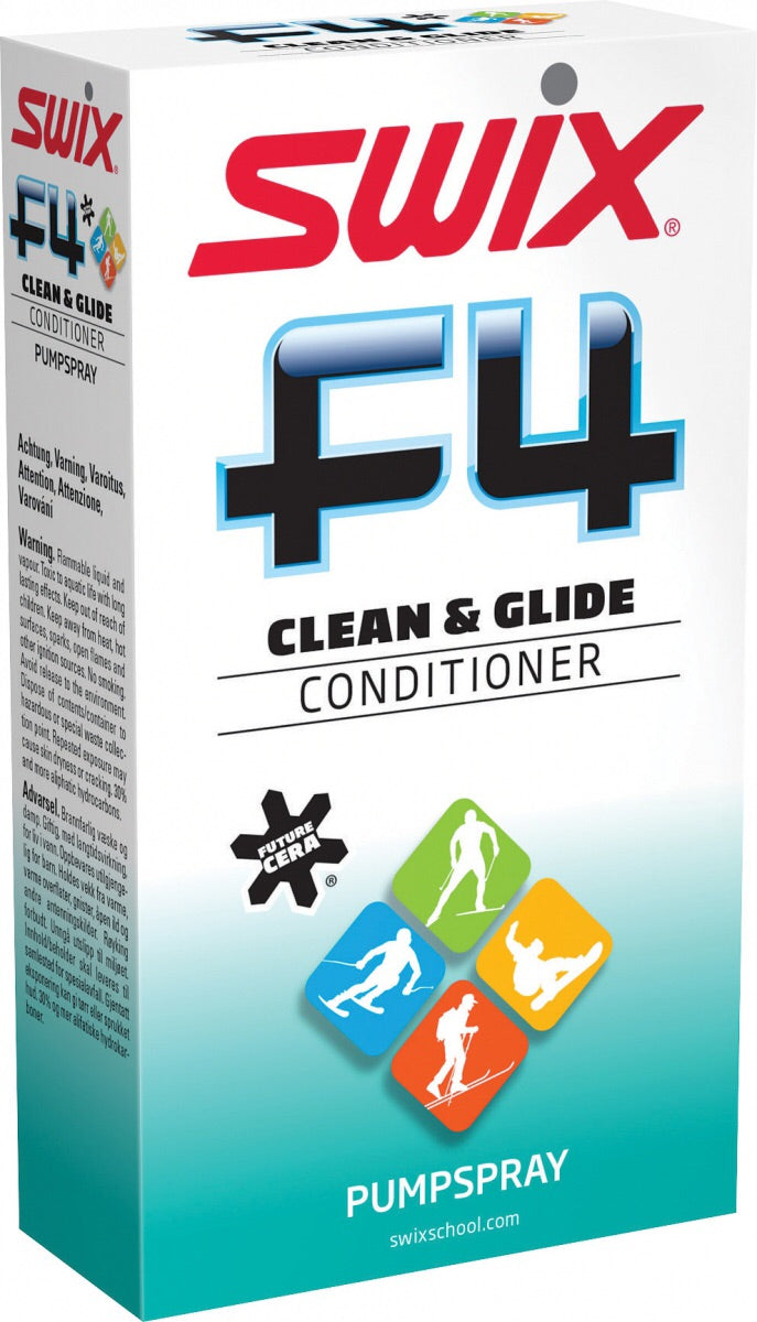 F4 Clean & Glide Conditioner by Swix