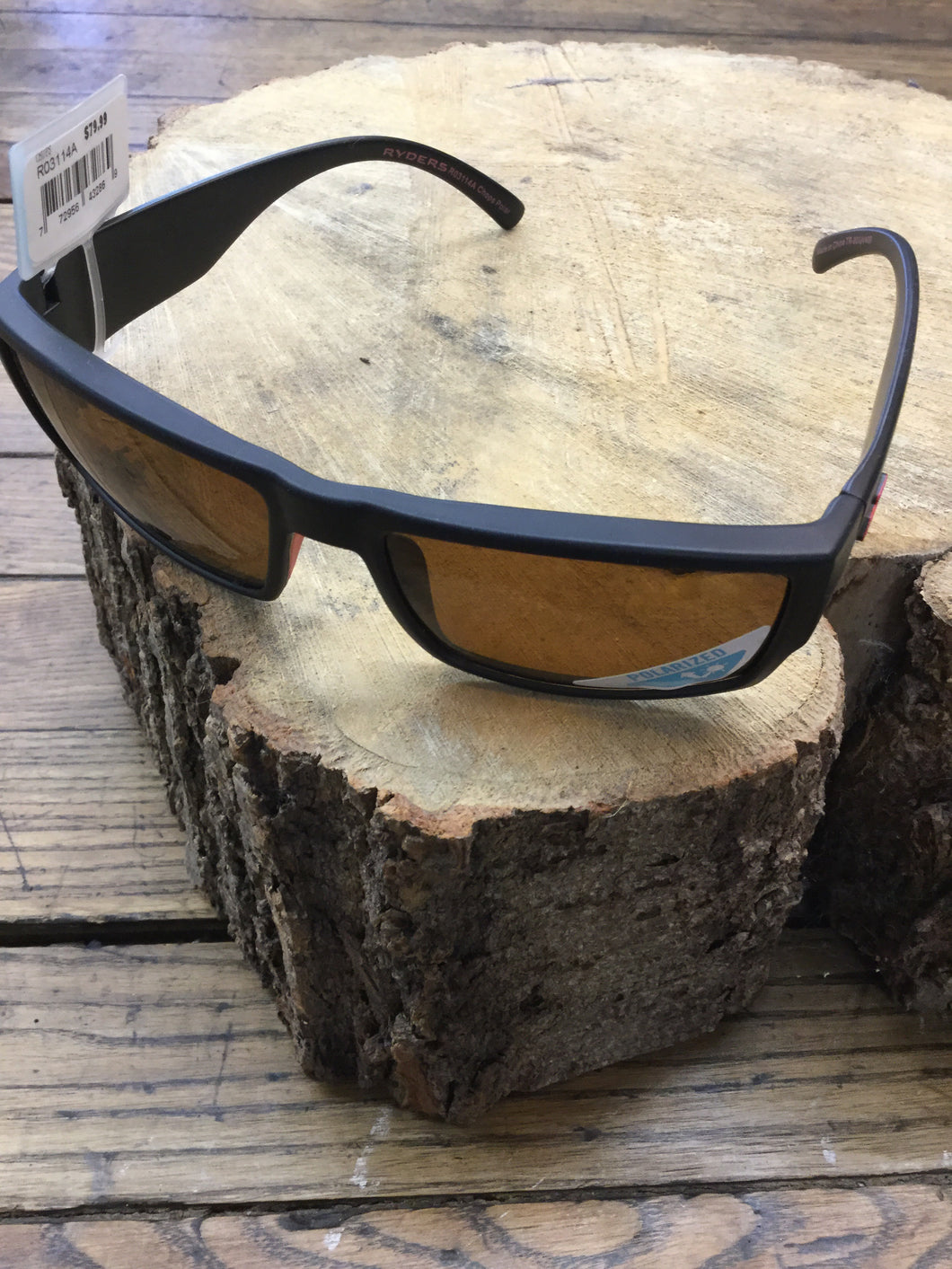Chops Polarized Sunglasses by Ryders