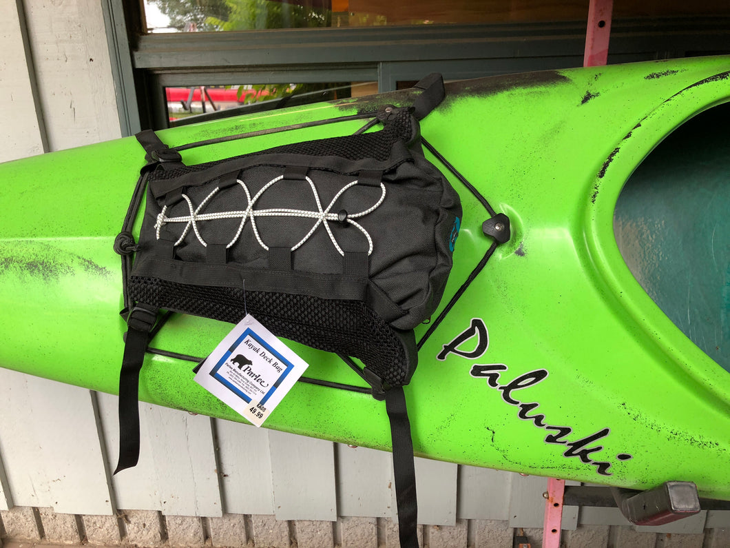 Kayak Deck Bag by Parlee Manufacturing Company Ltd.