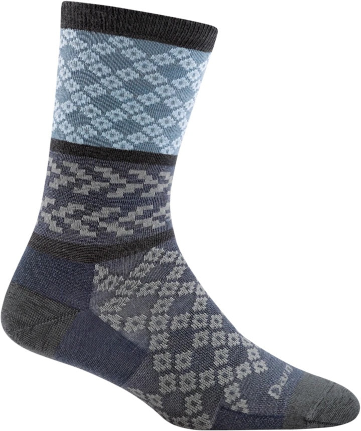 Women's Greta Crew Lightweight Lifestyle Sock by Darn Tough