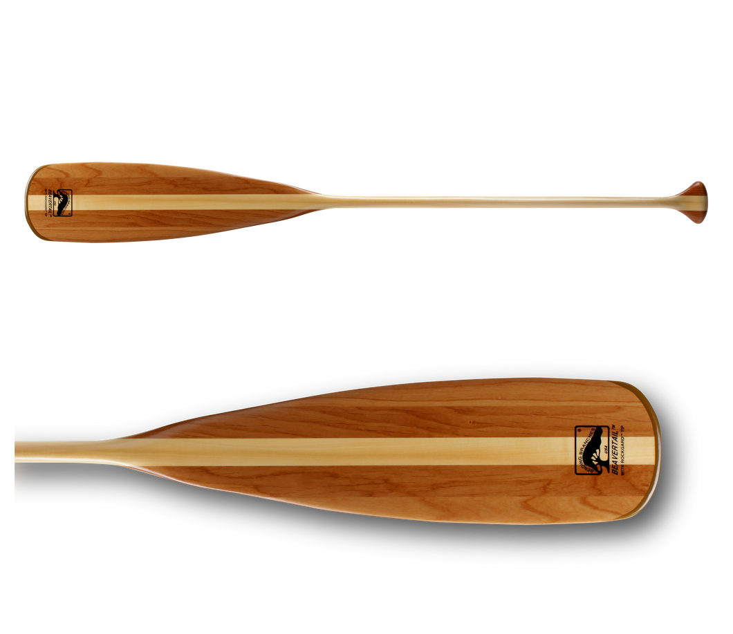 Beavertail Paddle by Bending Branches
