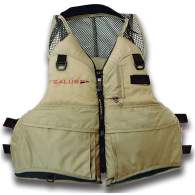 Angler life vest by Salus