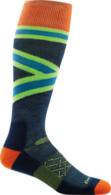 Men's Rumble Over-the-Calf Midweight Ski & Snowboard Sock by Darn Tough