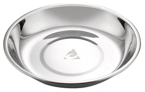 Plateau Stainless Steel Deep Plate by Chinook