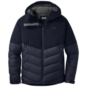 Super Transcendent Down Hooded Jacket by Outdoor Research