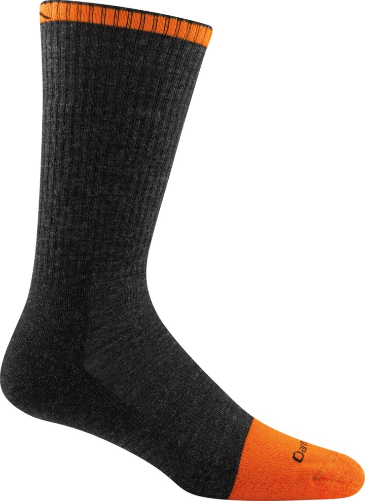 Men's Steely Boot Midweight Work Sock by Darn Tough