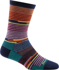 Women's Pixie Crew Lightweight Lifestyle Sock by Darn Tough
