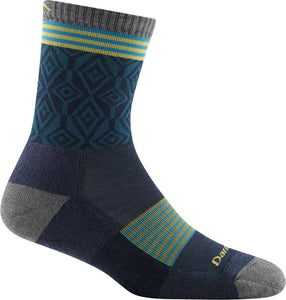 Womens  Sobo Micro CrewLightweight Hiking Sock by Darn Tough