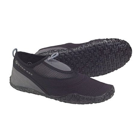 Beachwalker men's water shoes by Deep See